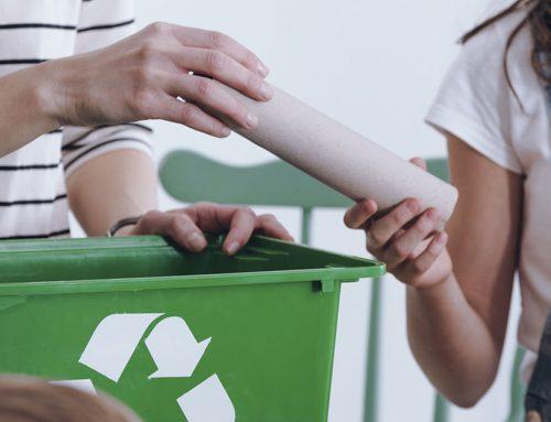 Как да привлечете децата си в процеса на рециклиране