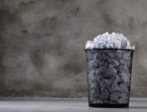Премахване на търговски отпадъци от офиси и складове – част 1