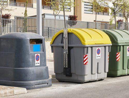 Процедура при изхвърляне на отпадъците